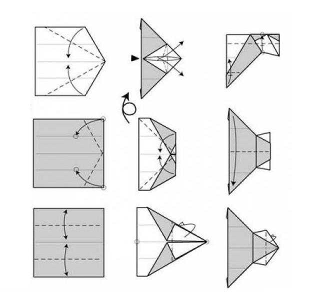 Pappersflygplan
