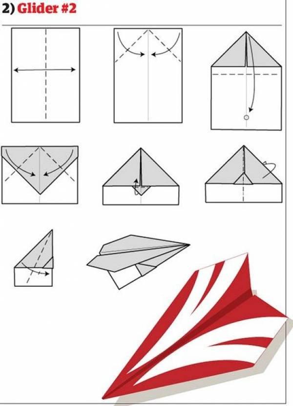 Världens bästa pappersflygplan